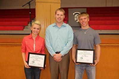 McNamara Scholarship winners