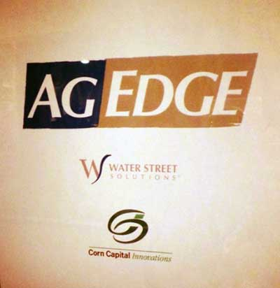 AdEdge with Corn Capital Innovations and Water Street Solutions