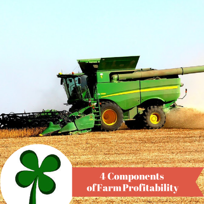 Four Components of Farm Profitability