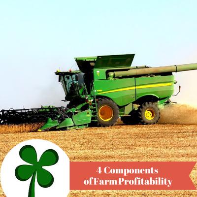 Four Componentsof Farm Profitability